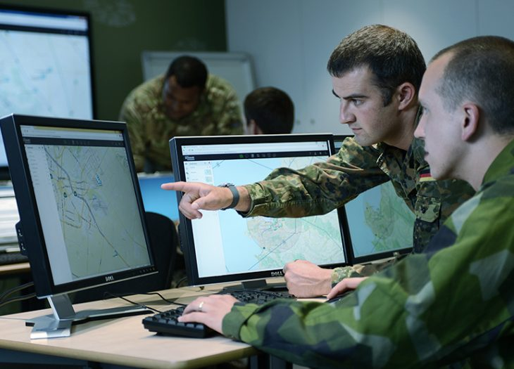 Defence Software Command and Control Software Solutions