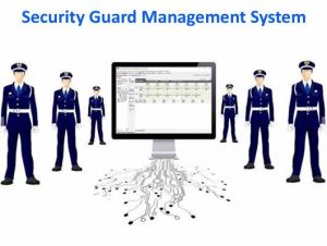 Security Guard Management System Solution